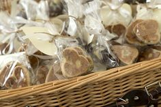 Mini welsh cake favours - Created by our Head Chef