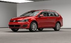 If you were to find yourself browsing Volkswagen's Golf SportWagen lineup, it might come as something of a surprise to discover that the base S model starts at $22,445—and that the mid-level SE starts at $27,845. That's quite a pricing gap from the entry-level model to the next-least-expensive varian