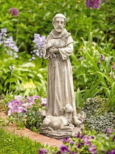 St. Francis Statue
