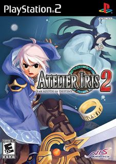 Atelier Iris 2 The Azoth of Destiny ps2 iso download | Gaming