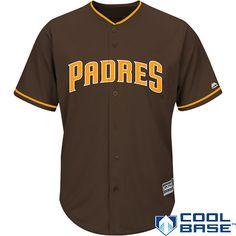 87b86152203   NEW   San Diego Padres 2016 Cool Base Alternate Jersey - MLB.