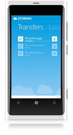 Storino.pl Windows Phone App on Behance    ----BTW, Please Visit:  http://artcaffeine.imobileappsys.com