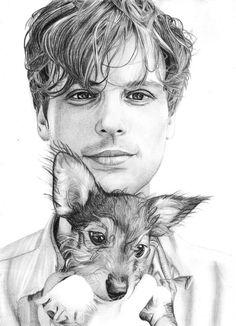 Matthew Gray Gubler by SmoothCriminal73 | First pinned to Celebrity Art board here... http://www.pinterest.com/fairbanksgrafix/celebrity-art/ #Drawing #Art #CelebrityArt