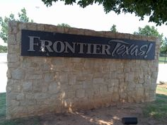 Frontier Texas, Abilene Texas one of my favorite places to visit in Abilene!