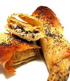 Pasta Filo, Bagel, Catering, Seafood, Ethnic Recipes, Blog, Easter Recipes, Yummy Snacks, Wraps