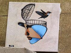 Redescubriendo Barcelona y más allá: 14/05/2015 Raval. El centro del Arte Callejero de Barcelona