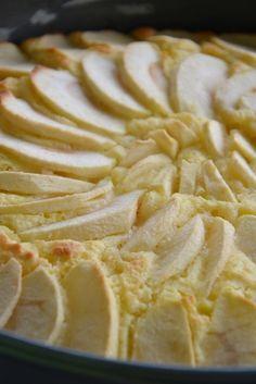 la mamma pasticciona: torta ricotta e mele