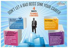 4 Ways To Handle a Bad Boss