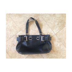 Designer Leather Bag   eBay found on Polyvore