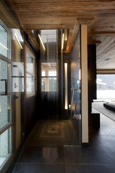 French interior architecture studio Bo Design has completed the interior of the Chalet Cyanella, a new luxury chalet located in Megève, French Alps.