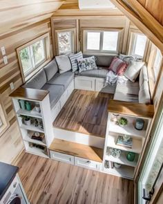Effortless Ways To Make The Most Of Your Shoe Box Bedroom. The best organizatio Tiny House Living R&; Effortless Ways To Make The Most Of Your Shoe Box Bedroom. The best organizatio Tiny House Living R&; andul […] Homes interior mini houses Tiny House Storage, Small Tiny House, Tiny House Cabin, Tiny House Plans, Tiny House On Wheels, Tiny Tiny, Small Room Design, Tiny House Design, Small Cabin Designs