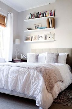 nice 33 Elegant Bedrooms With White Furniture
