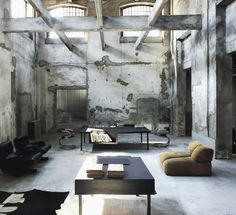 minimalistic...