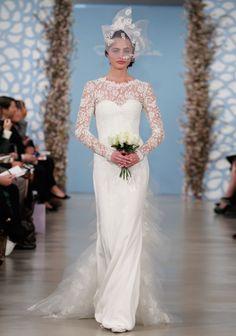 The Best Oscar de la Renta Wedding Dresses - MODwedding