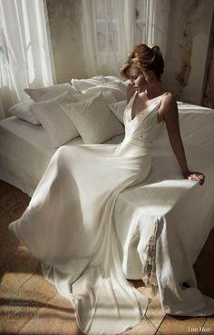 lihi hod bridal 2014 belle sleeveless wedding dress