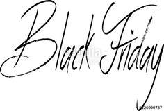 """""""Black friday Sign"""" creato da morgan capasso"""