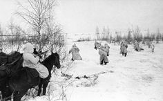Dismounted soviet cavalry troops attacking german lines march 1942 ww... News Photo 170985536 | Getty Images
