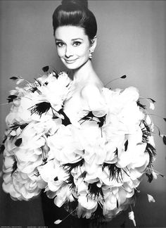 Audrey : Remember, if you ever need a helping hand, it's at the end of your arm, as you get older, remember you have another hand: The first is to help yourself, the second is to help others.