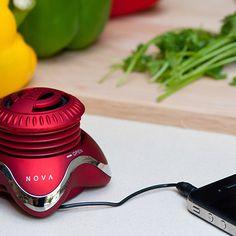 Nova Mini Portable Speaker by Tego Audio from Tego Audio & Power on OpenSky