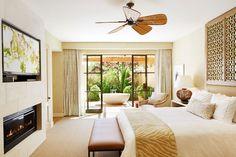 Saint-Tropez Deluxe Private Garden Suite | Napa Luxury Accommodations