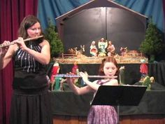 Variations on A Shepherd's Tune, Flute Duet
