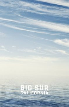 #BIGSUR #CALIFORNIA from #ArtsDistrictPrintingCo #ocean #art #photography #travel #artsdistrict #dtla