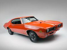 "1969 Pontiac GTO ""The Judge"" Hardtop Coupe"