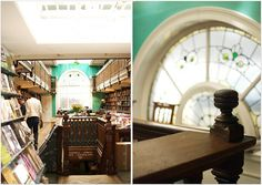 The no. 1 independent bookshop. Daunt #Books #London