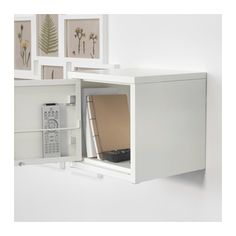 LIXHULT Schrank - Metall/weiß - IKEA