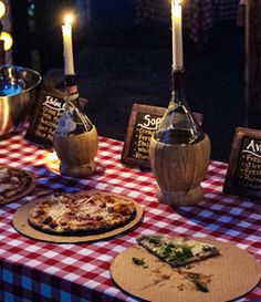 Pizzeria Moto - mobile wood-fired pizza catering based in Leesburg, Virginia