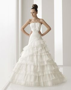 Aire Barcelona Namibia Bridal Gown
