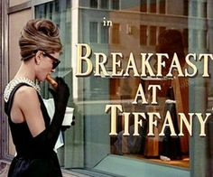 Breakfast at Tiffany's starring Audrey Hepburn and George Peppard Iconic Movies, Classic Movies, Gossip Girl, Classic Hollywood, Old Hollywood, Mode Collage, George Peppard, Katharine Hepburn, Audry Hepburn Style