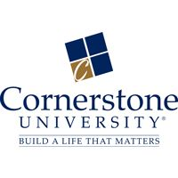 Cornerstone University | Colleges in Michigan | MyCollegeSelection Cornerstone University, Colleges In Michigan, University Logo, Student, Reading, Life, Word Reading, College Students, Reading Books