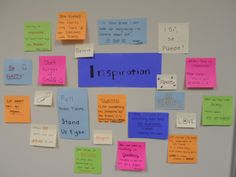 Motivational Wall- Great Way to Keep your Motivation Going! Motivation Wall, Three Words, Favorite Quotes, Workouts, How To Plan, Inspiration, Biblical Inspiration, Work Outs, Excercise