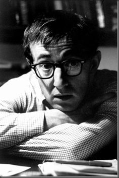 Woody Allen All people know the same truth Our lives consist of how we choose to distort it