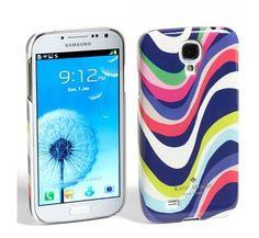 Kate Spade Brighton Wave case for Samsung S4