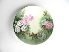 Vintage Jean Pouyat Limoges JPL France Hand Painted by MustyMusts, $12.00