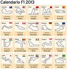 Calendario F1 2019 Fox Sports.82 Best Racing Circuits Images In 2019 Circuits Nascar
