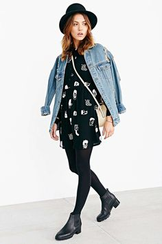 Lazy Oaf Lefty Dress - Urban Outfitters