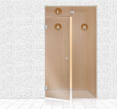 Sauna klaasseinad | Klaasist saunauksed | Klaaslahendused saunadele - Andres Glass Solutions