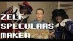 SpeculaasLETTERS bakken voor Sinterklaas – weer eens wat anders dan de chocoladeletter of speculaaspop - Instructies - Weethetsnel.nl