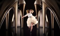 WONDERLAND CAMPAIGN The campaign announces the latest NET-A-PORTER Boutique via a nod to the fantasy world of Alice in Wonderland.