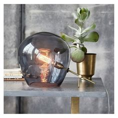 Globe Pendant or Table Lamp by House Doctor | lighting