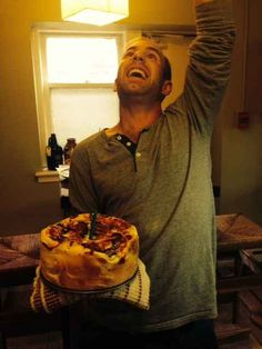 Pizza Cake Is The Answer To All Of Your Birthday Wishes
