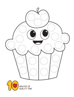 Birthday Do a Dot Printables - - Birthday Do a Dot Printables 10 Minutes of Quality Time Geburtstag Do a Dot Printables Easy Arts And Crafts, Fun Crafts For Kids, Toddler Crafts, Toddler Activities, Preschool Activities, Preschool Birthday, Do A Dot, Coloring Pages For Kids, Montessori