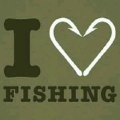 I love me some good ole fishin (: Love fishing. Just hate my father.