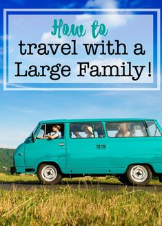 When it comes to traveling for a family vacation- having a large family definitely makes a difference! Here's how to travel with a large family! Camping With Kids, Go Camping, Travel With Kids, Camping Hacks, Camping Ideas, Travel Hacks, Budget Travel, Travel Ideas, Travel Inspiration