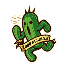 1000 Needles | TeePublic