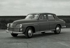 Warszawa (prototyp) Soviet Union, Dream Cars, Old Things, Vehicles, Historia, Fotografia, Poland, Car, Vehicle