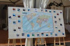 plan table monde